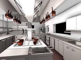 professional kitchen designs commercial kitchen design 3d
