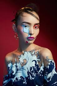 Halloween Doll Makeup Ideas by 168 Best Halloween Makeup Images On Pinterest Halloween Makeup