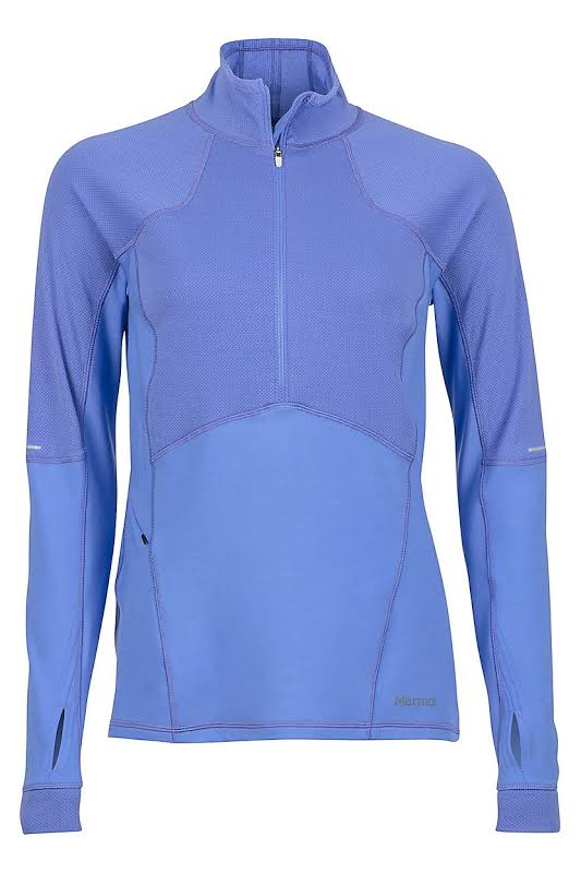 Marmot Hard Core Fleece Jacket Lilac L 49620-2814-L