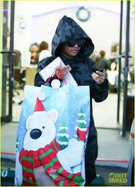 blac chyna steps out after kardashian jenner christmas party