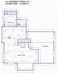 House Plan With Basement by Basement House Plans With Basement Home Plans With Basements