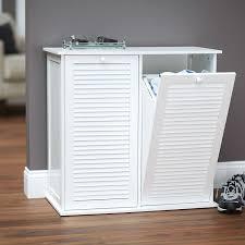 amazon com household essentials tilt out laundry sorter cabinet