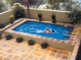 Swimming Pools Backyard by Small Space Garden Swimming Pools Youtube