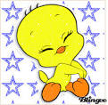 ba by tweety bird and sylvester