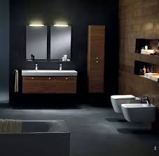 black and white bathroom ideas home design interior gray idolza