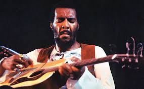 Richie Havens, who sang and