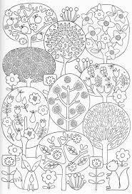scandinavian coloring book pg 28 coloring books
