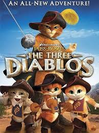 El gato con botas: Los tres diablos (2012) [Latino]