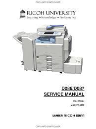 ricoh mp c3001 service manual power supply photocopier