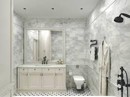 carrara marble bathroom design and lights u2014 the homy design