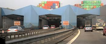 Novo túnel do Elba