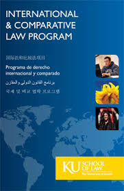 Dissertation Passage Requirements   School of Law University of Kansas School of Law International  amp  Comparative Law Program multilingual brochure