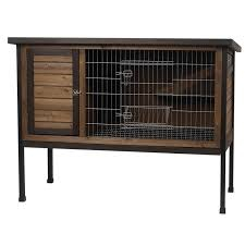 rabbit hutch 1 story 48 inch wide rabbit hutches outdoor