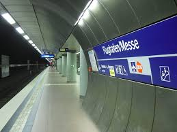 Stuttgart Flughafen/Messe station