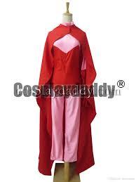 scarlet witch costume comics captain marvel comics x men cosplay scarlet witch costume jumpsuit