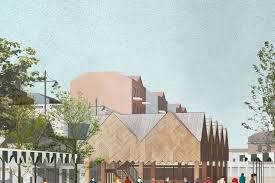 dk cm scoops go ahead for timber market hall in romford news