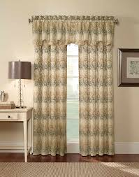 Tuscan Kitchen Curtains Valances by Elise Scalloped Window Valance Curtainworks Com