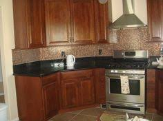 Kitchen Backsplash Cherry Cabinets by Cherry Wood Cabinets With Granite Counter Top Real Estate