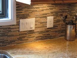 home design pyramid glass tile backsplash ideas bathroom mosaic