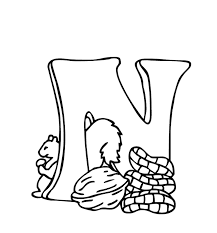 nut coloring page squirrel coloring pages eating nut nut and
