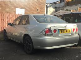 lexus uk advert vehicle lexus is 200 2 0 s 4dr uk car auction search search