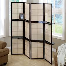 Room Dividers Decorations 4 Panel Room Divider Four Panel Room Divider