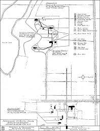 Map Of University Of Michigan by 1965 Asylum Farm Public Health Map Asylum Lake Western