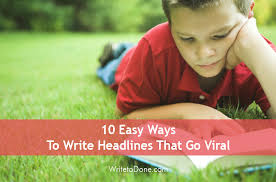 How to Write a Newspaper Headline     Steps  with Pictures  Mommy Labs