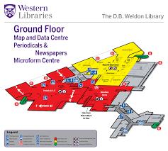 weldon floor plans western libraries western university