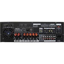 home theater receiver hdmi hkr 710 340 watt hdmi surround sound karaoke amplifier