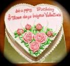 PANTIP.COM : D11675136 ...** หัวใจ ...เสน่หา ... ขนมเค้ก จากแป้ง ...