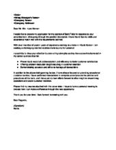 Cover Letters  Sample Job Cover Letter  sample job application