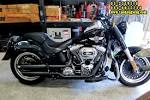 2010 Harley-Davidson Fat Boy Lo FLSTFB US.spec พร้อมทะเบียน (ขาย ...