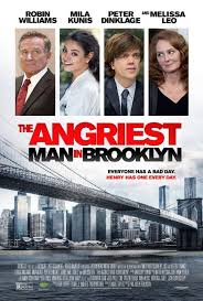 The Angriest Man In Brooklyn (Un loco suelto en Nueva York)