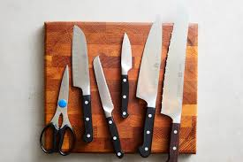 Kitchen Knives To Go 9 Knives Everyone Should Have In The Kitchen
