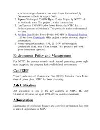 Example Server Resume by Coal Mining Project Report