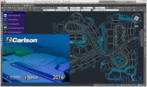 carlson civil suite 2016 civil engineering community