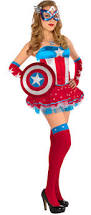 halloween city create your own women u0027s american dream costume accessories party