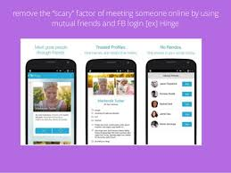 UI Best Practices of Mobile Dating Apps