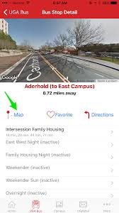 Uga Campus Map Mobile Apps Faqs Mobile Apps Web And Applications Eits