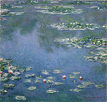 Monet Nymphéas