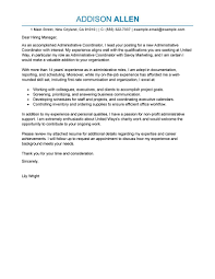 administrative assistant resumes and cover letters   Template      ideas about administrative assistant on pinterest       example cover letter for administrative