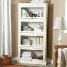 Ikea Wicker Baskets by Furniture Exciting White Corner Bookshelf For Unique Interior