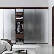 Wardrobes With Sliding Doors Trend Wardrobe With Sliding Doors Bedroom Luxury Frosted Glass