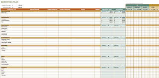Project Cost Tracking Spreadsheet Marketing Contact Spreadsheet Marketing Spreadsheet Template