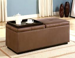 Large Storage Ottoman Coffee Table by Ottoman Storage Coffee Table U2013 Thelt Co