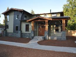 Craftsman Home by Modern Craftsman Style Home Design Ideas