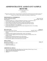 Images of Free Sample Cover Letters For Administrative Assistants         administrative assistant  Resume Example Resume Cover Letter Example Cover Letter Examples       sample cover letter