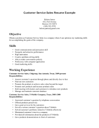 Resume Cover Letter For Customer Service   Best Resume Gallery