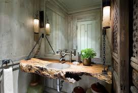 rustic bathroom vanity ideas vessel sink for diy vanity brick